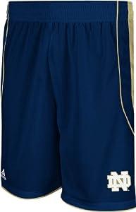 Adidas Notre Dame Fighting Irish New Replica Basketball Shorts by adidas