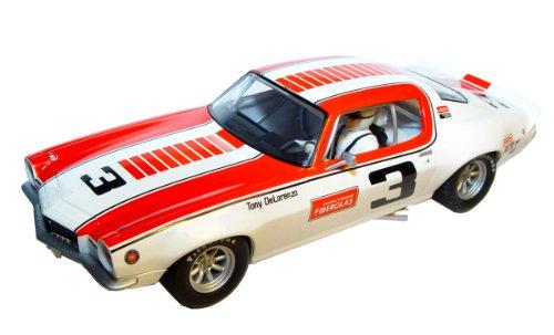 Scalextric Chevrolet Camaro '72 Tony DeLorenzo Slot Car Replica, 1:32 Scale