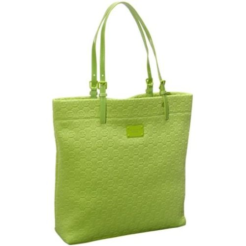 MICHAEL Michael Kors Jet Set Item North South Tote (Lime)