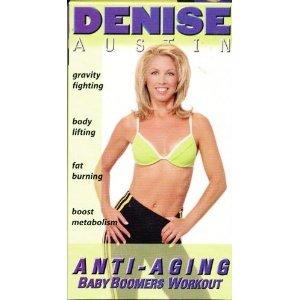 Amazon.com: Denise Austin Anti-Aging Baby Boomers Workout: Denise