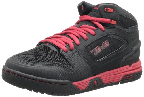Teva Men'S The Links Mid Sneaker,Red,9.5 M Us front-1055635