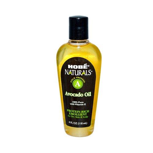 Hobe Labs Hob Naturals Avocado Oil 4 Fl Oz