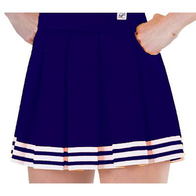 Box Pleat Cheerleading Skirt - Navy Blue - Buy Box Pleat Cheerleading Skirt - Navy Blue - Purchase Box Pleat Cheerleading Skirt - Navy Blue (Cheerleading Company, Cheerleading Company Skirts, Cheerleading Company Womens Skirts, Apparel, Departments, Women, Skirts, Womens Skirts)