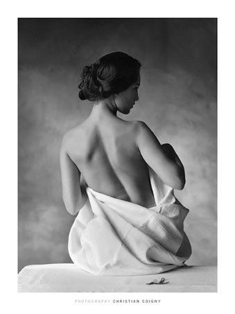 Modesty Christian Coigny Photography 60x80cm Art Print