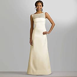 Isaac Mizrahi for Target® Point D' Esprit Dress - Opal Cream