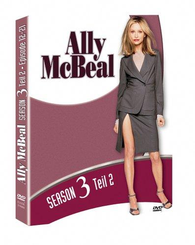 Ally McBeal: Season 3.2 Collection [3 DVDs]