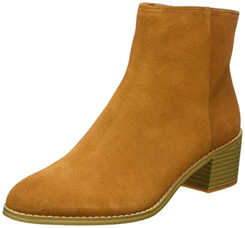 clarks-womens-breccan-myth-cowboy-boots-brown-tan-suede-5-uk