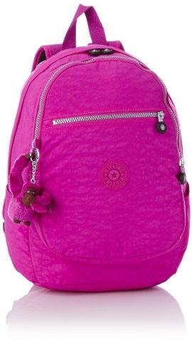 Kipling Unisex-Adult Clas Challenger Backpack K1501613K Pink Orchid - luggage