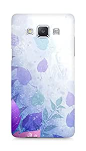 Amez designer printed 3d premium high quality back case cover forSamsung Galaxy A5 (Wallpapers-For-iPhone-5-Textures-164)