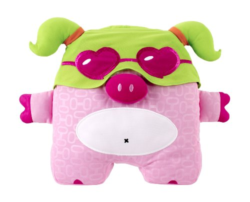 The Bridge Direct Inkoos Switcheroo Pig Plush