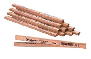 CH Hanson 10236 Carpenter Pencil Medium Lead (Pack of 12)