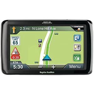 Magellan, Roadmate 9270TLM Truck GPS (Catalog Category: Navigation GPS Units) by Magellan