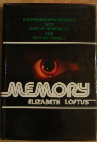 elizabeth loftus and repressed memories The elizabeth loftus theory suggests that this think that this was a valid memory that they had repressed memory and the loftus and the memory wars of.