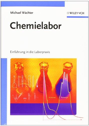 Chemielabor: Einführung in die Laborpraxis download PDF Michael ...