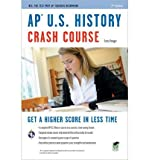 img - for [ [ [ AP U.S. History Crash Course (Green) [ AP U.S. HISTORY CRASH COURSE (GREEN) ] By Krieger, Larry ( Author )Feb-20-2010 Paperback book / textbook / text book