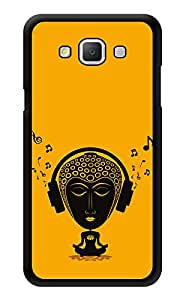 """Humor Gang Tripping Buddha - Buddhist God Printed Designer Mobile Back Cover For """"Samsung Galaxy j7"""" (3D, Glossy, Premium Quality Snap On Case)"""