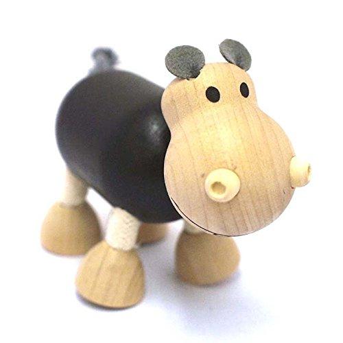 Anamalz - Zoo Characters - Hippo - 1