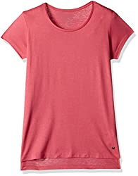 Deal Jeans Women's Body Blouse Top (20444_Coral_X-Large)