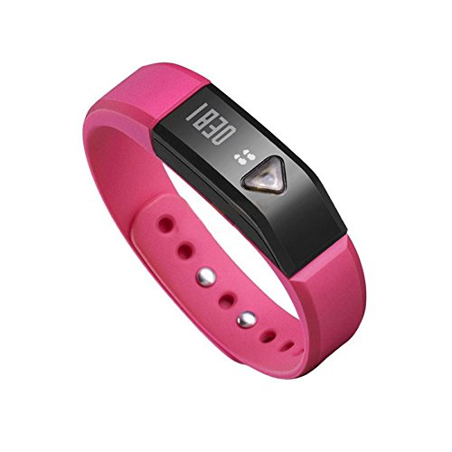 CF26FG Lemonbest® Stylish I5 ABS Bluetooth Healthy Smart Bracelet Wrist Watch for IOS Android