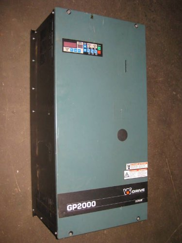 Reliance Electric 2Gu41025 25Hp Gp2000 Vs Drive 25 Hp
