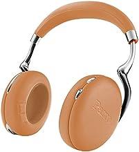 【国内正規品】Parrot Zik 3 密閉型ワイヤレスヘッドホン ノイズキャンセリング Bluetooth NFC Qiワイヤレス充電 Apple Watch対応 Brown Grain PF562037