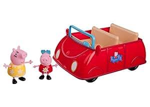 Amazon.com: PEPPA PIG- Peppa's Red Car: Toys & Games