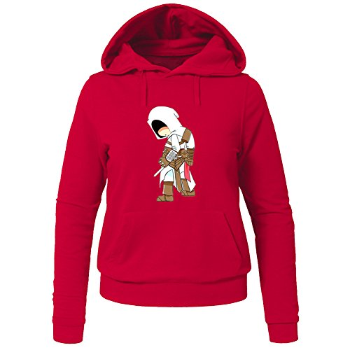 Assassin's Creed For Ladies Womens Hoodies Sweatshirts Pullover Outlet