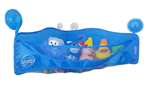 Bath Toy Storage Organizer Bag Bath Basket - Best Toy Storage Idea