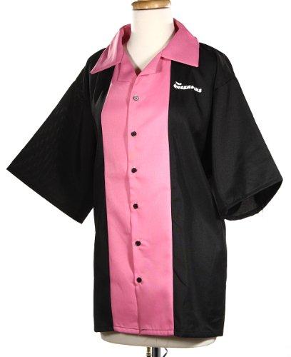 8 Hey Viv 50s Style Womens Bowling Shirt Queen Pins