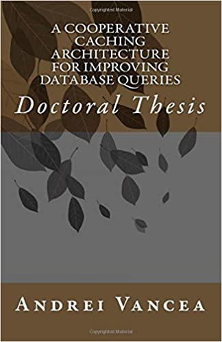 Doctoral thesis and query