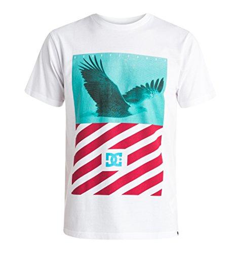 dc-shoes-skyview-tee-maglietta-da-uomo-uomo-shirt-und-hemd-skyview-tee-bianco-m