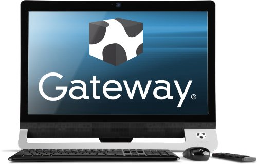 Gateway ZX6971-UR31P 23-Inch All-in-One Desktop (Black)