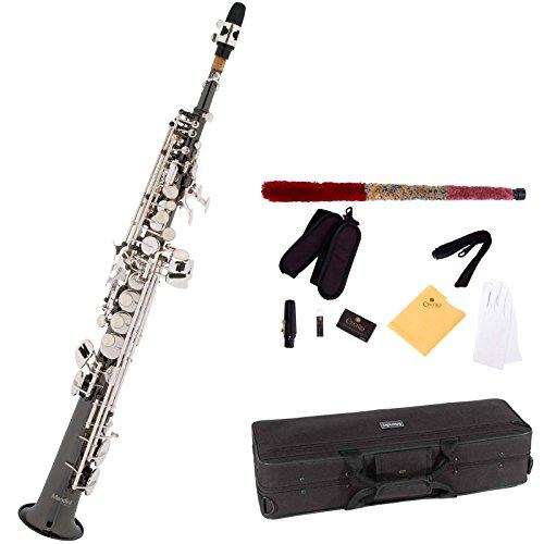 mendini-mss-bnn-soprano-saxophone-black-nickel