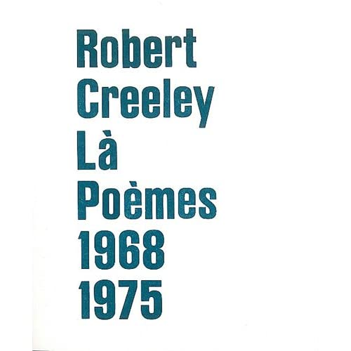 creeley cover
