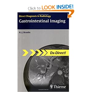 Gastrointestinal Imaging (Direct Diagnosis in Radiology)