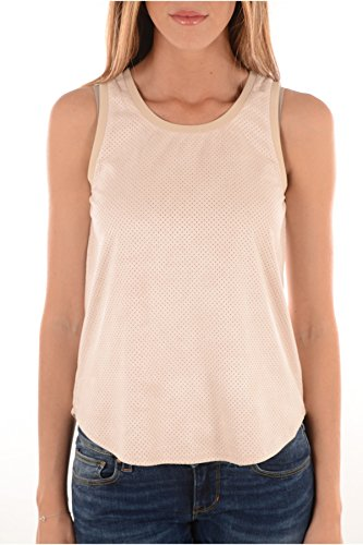 Noisy May Top - Emilia SL TOP - Donna beige M