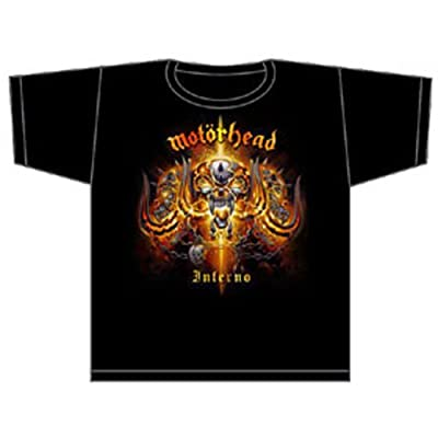 Motörhead - T-Shirt Inferno (in XXL)