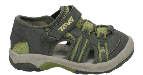 Teva Omnium Sandal (Infant/Toddle),Army,2-3 M US Infant