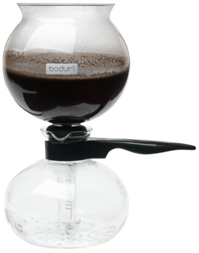 Vacuum Coffee Maker Instructions : Bodum Santos Stovetop Glass Vacuum 34-Ounce Coffee Maker , New, Free Shipping 727015107516 eBay