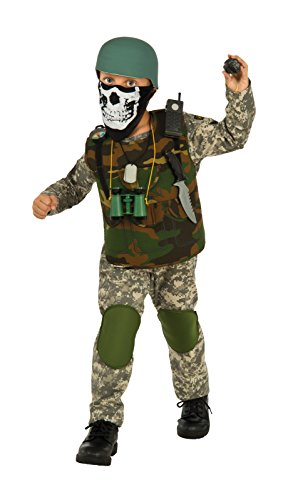 Camo Trooper Value Costume