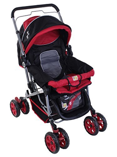 Mee Mee Pram, MM-44, (RED)