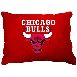 Hunter MFG Pet Bed Pillow, Chicago Bulls by Hunter