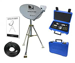 Satellite Oasis Directv Hd Satellite Dish Rv