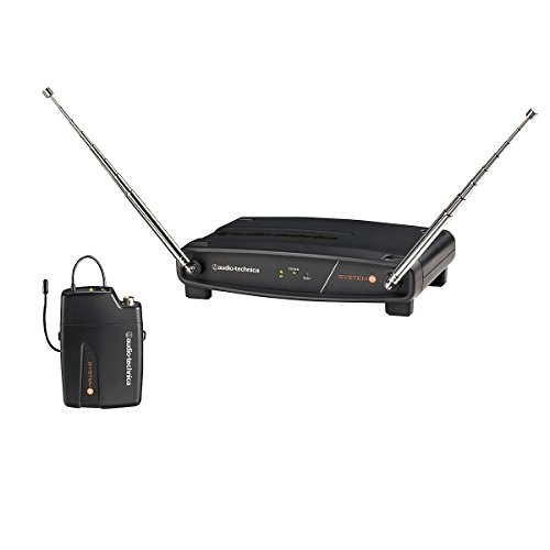 Audio Technica Atw-801 System 8 Vhf Body Pack Wireless System