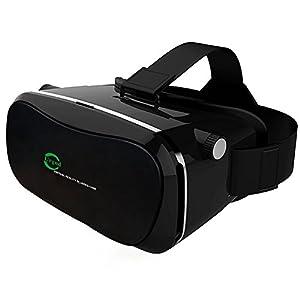 Urgod 3D VR ゴーグル ヘッドセット メガネ/VR BOX