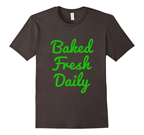 Baked-Fresh-Daily-Weed-Marijuana-Cannabis-Pot-420-T-Shirt