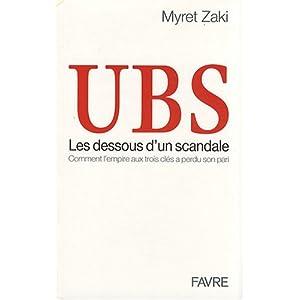Myret Zaki Ubs Les Dessous D Un Scandale Business School Lausanne