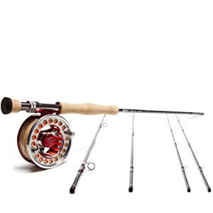 Red Truck Diesel  Permit  10 Wt Fly Fishing Outfit  - Ready to Fish by Red Truck Fly Rods
