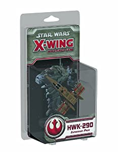 Star Wars X-Wing HWK-290 Light Freighter Expansion Pack Game