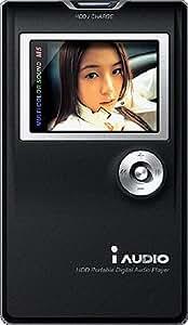 iAudio X5 60 GB Multimedia Player Black